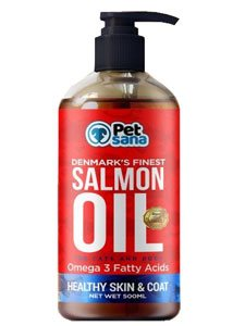 ACEITE DE SALMON PET SANA 500 ml.