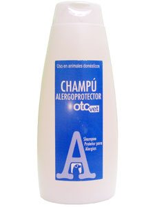 OTCVET CHAMPU ALERGIAS 400 ml.