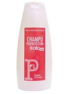 OTCVET CHAMPU PIODERMA 400 ml.